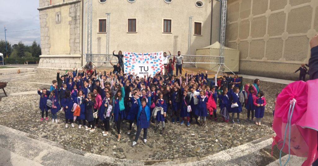 San Francesco e i bambini