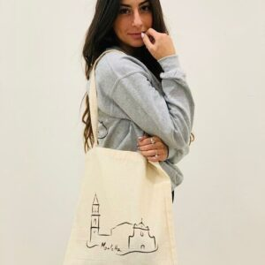 Shopping bag 2020 Francesco D'Incanto retro