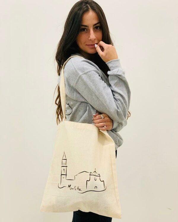 Shopping bag 2020 Francesco D'Incanto retro